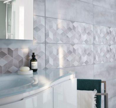 carrelage murale salle de bain